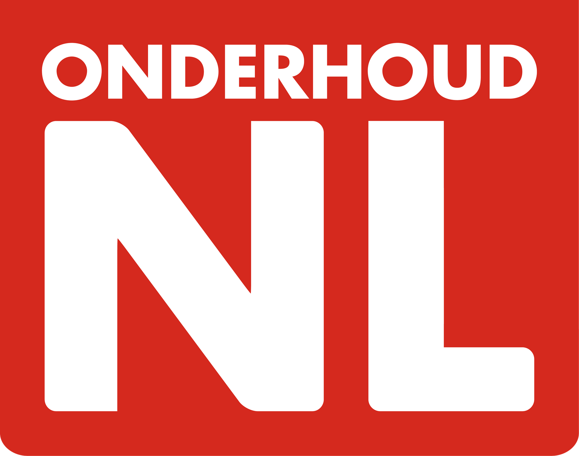 OnderhoudNL - Logo